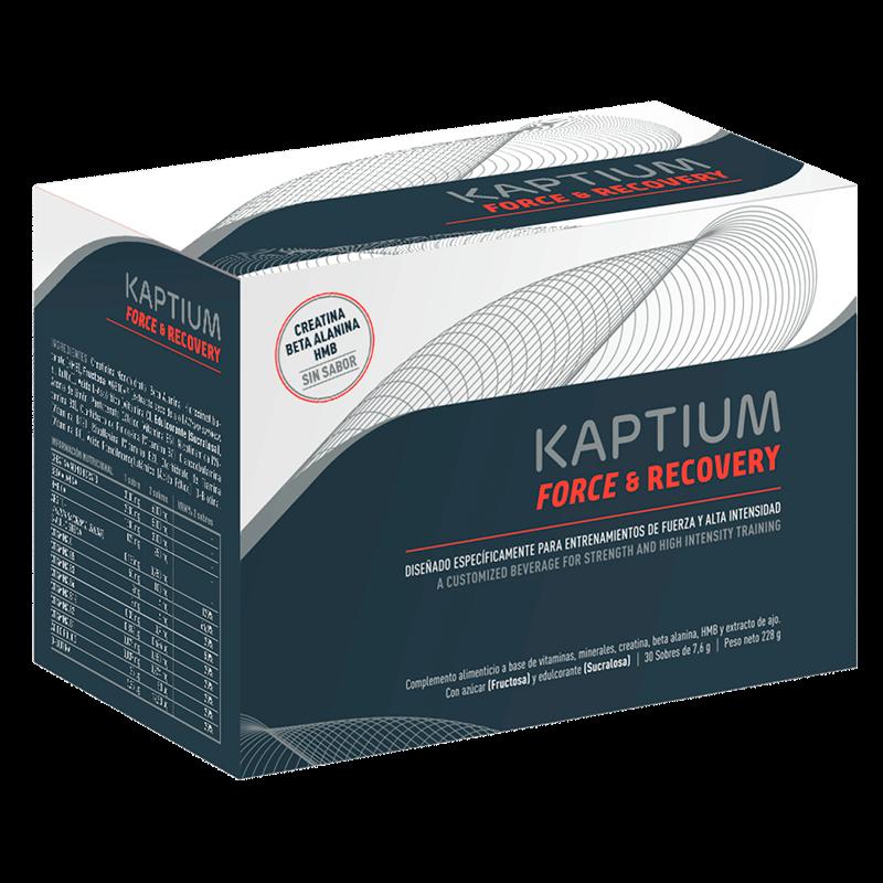 Kaptium Force & Recovery